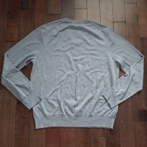 Banana Republic V-neck Sweater Silk Cashmere blend